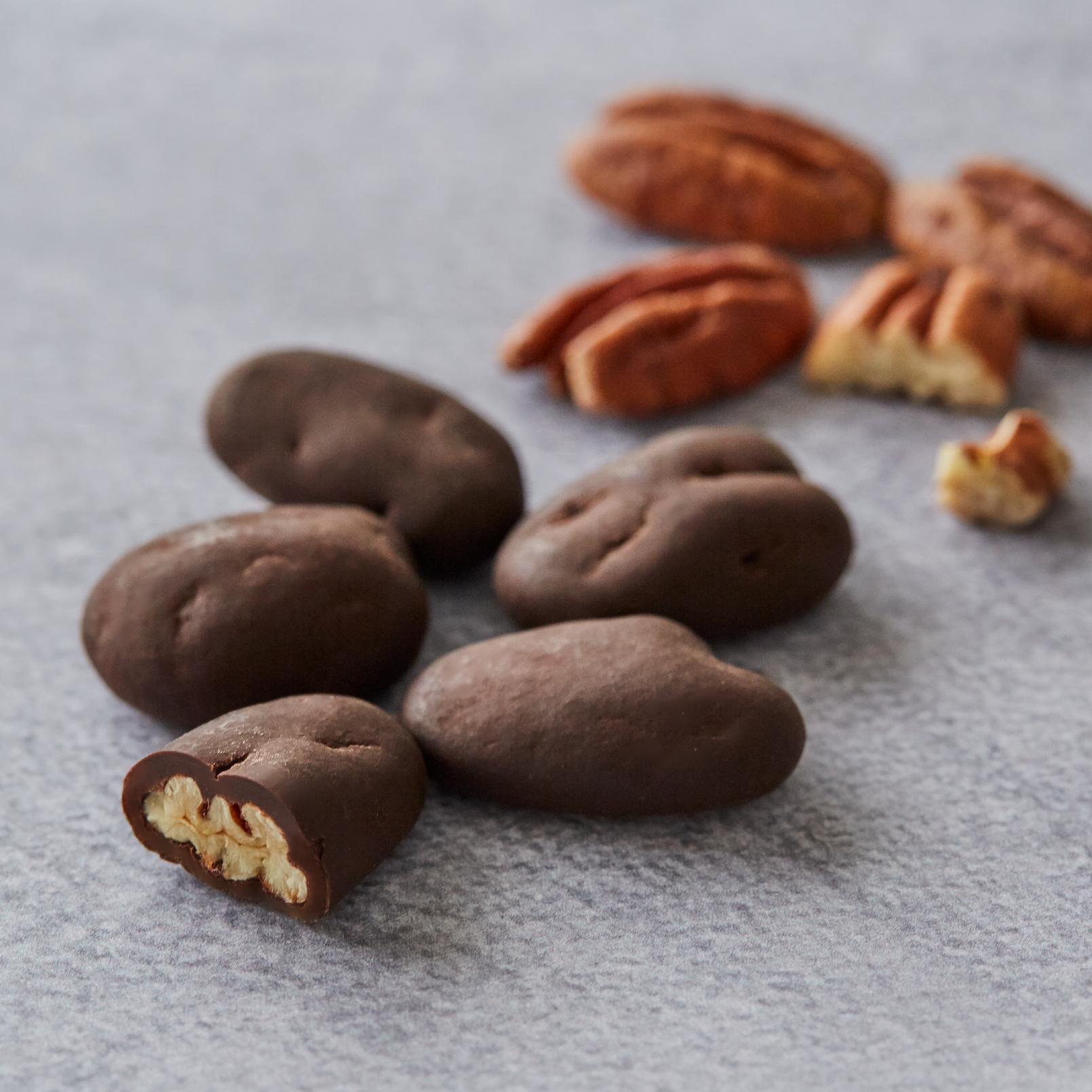 ピーカンナッツチョコレート